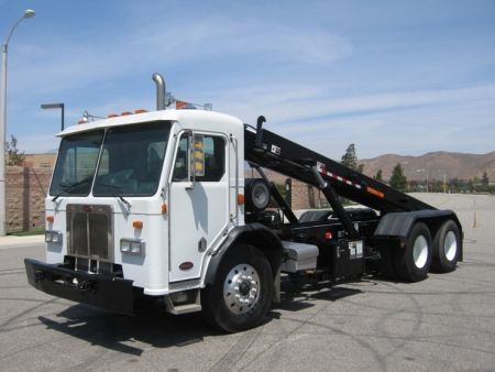 2004 Peterbilt 320 Roll Off Cat C10 335hp Engine Allison Hd4560p