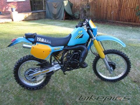 1984 Yamaha It 200 Enduro Motorcycle Yamaha Dirt Bike Shop