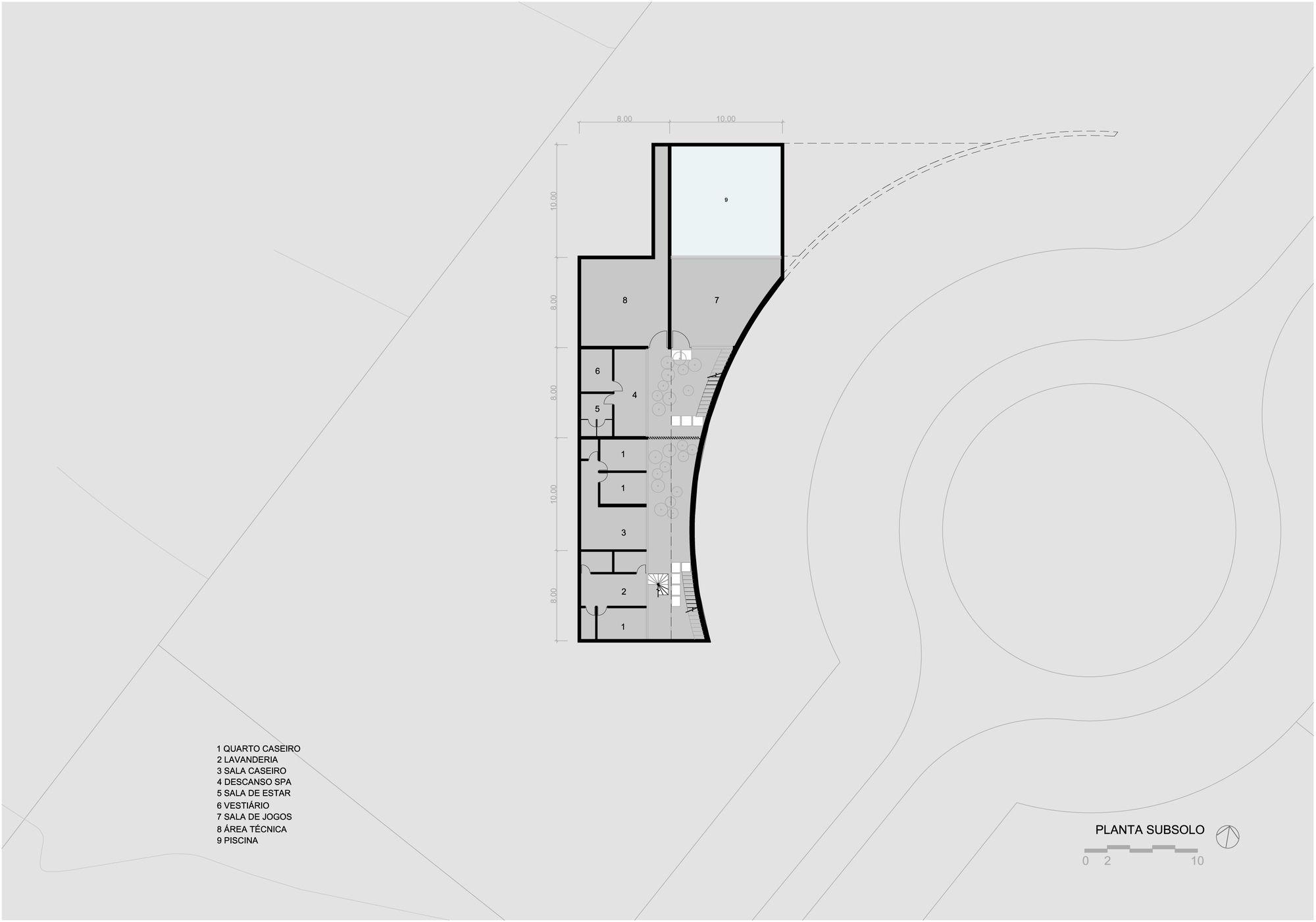 Galería de Casa GCP / Bernardes Arquitetura - 11 (con ...