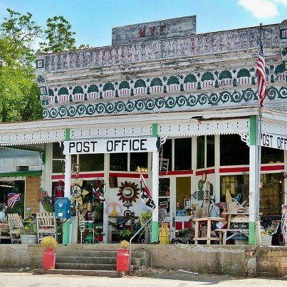Pin By Dale R Pearson Mba On All Things Texas Texas Roadtrip Post Office Texas Travel