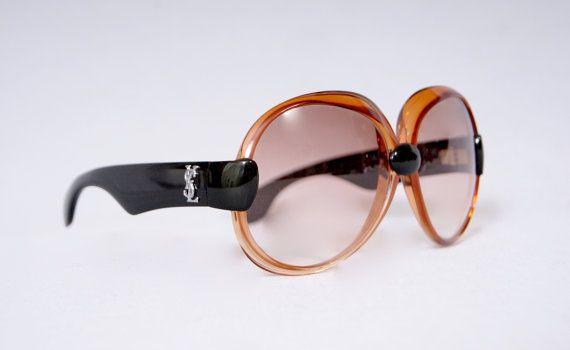 8ea3c48822d YSL Yves Saint Laurent 543 Vintage 1960s Oversized by vdpshop ...