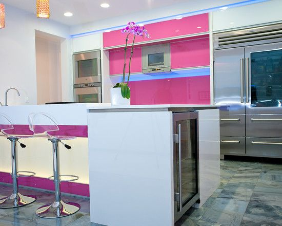 what a cool kitchen