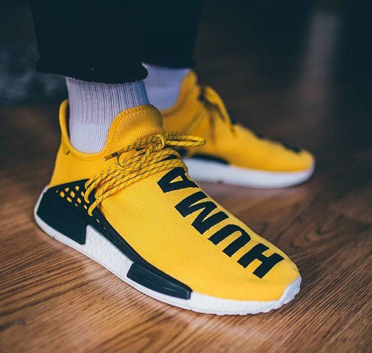 Pharrell Williams x adidas HU NMD