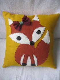 Foxy Pillows