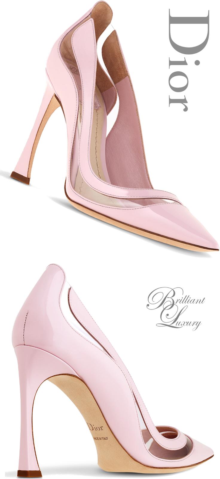 ad045ef46 Brilliant Luxury   Dior Pump Fall 2015-16