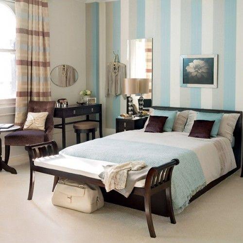 decoracion dormitorios ideas para pintar la pared