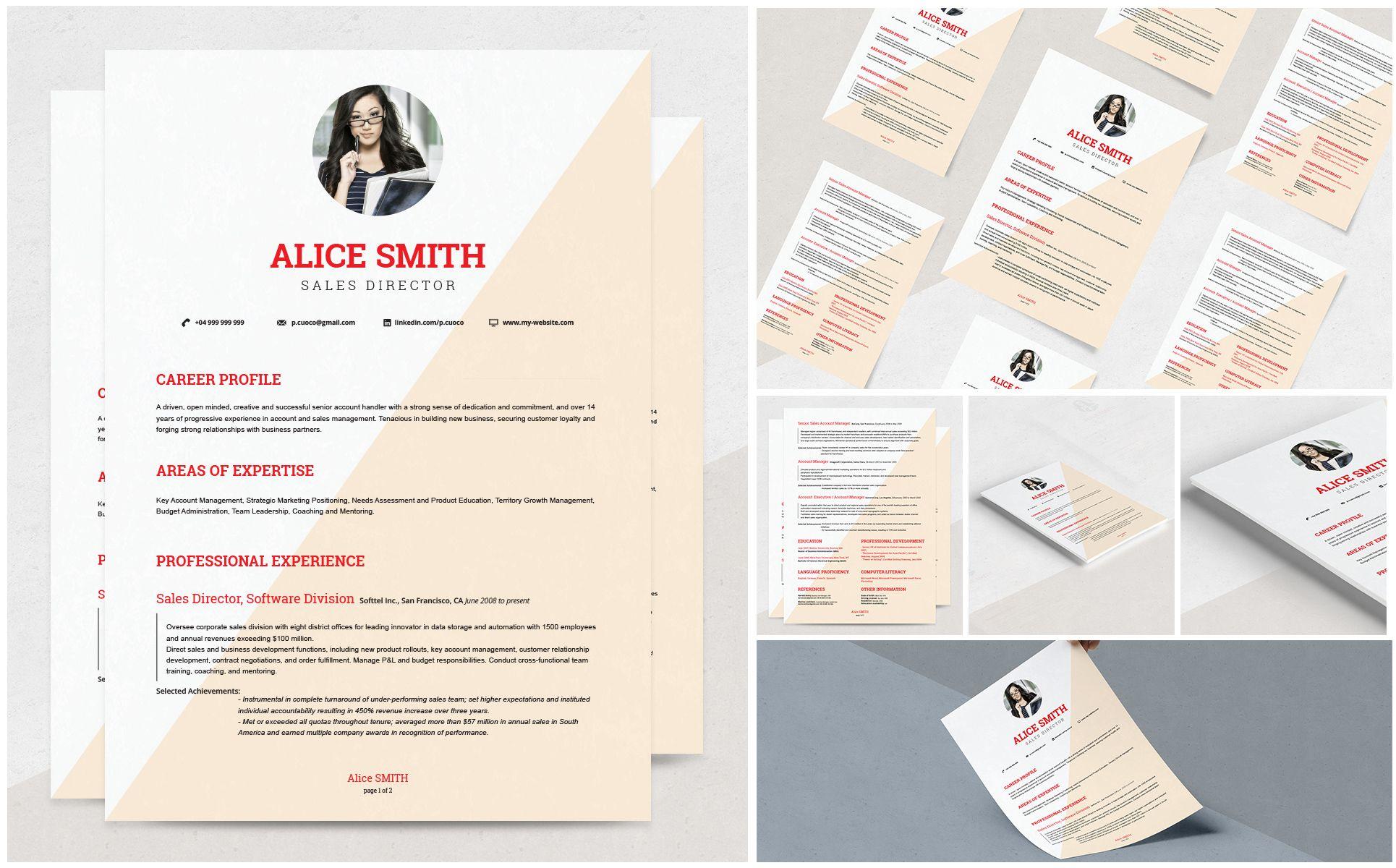 Alice resume template 69112 resume template resume