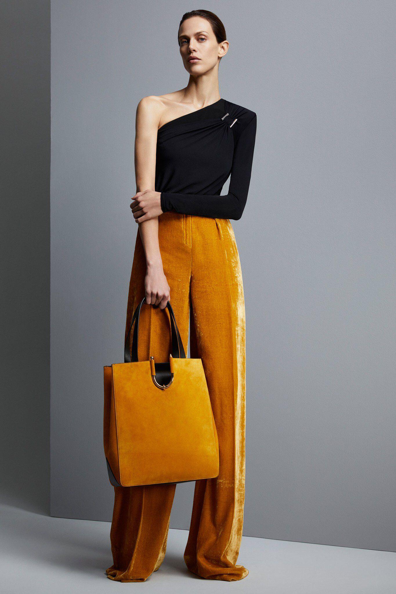 Mugler Pre-Fall 2017 Fashion Show | Mode inspiration ...