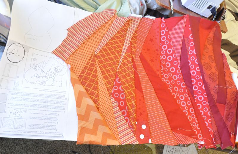 Modern Crazy Quilts - Sweetbriar Sisters