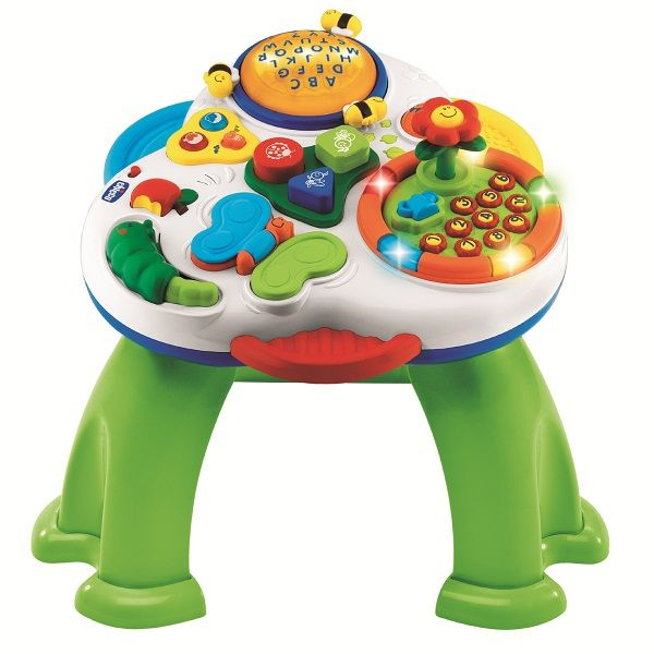 Activity Tables For Babies | ... Activity Tables :: Chicco Talking Garden  Activity
