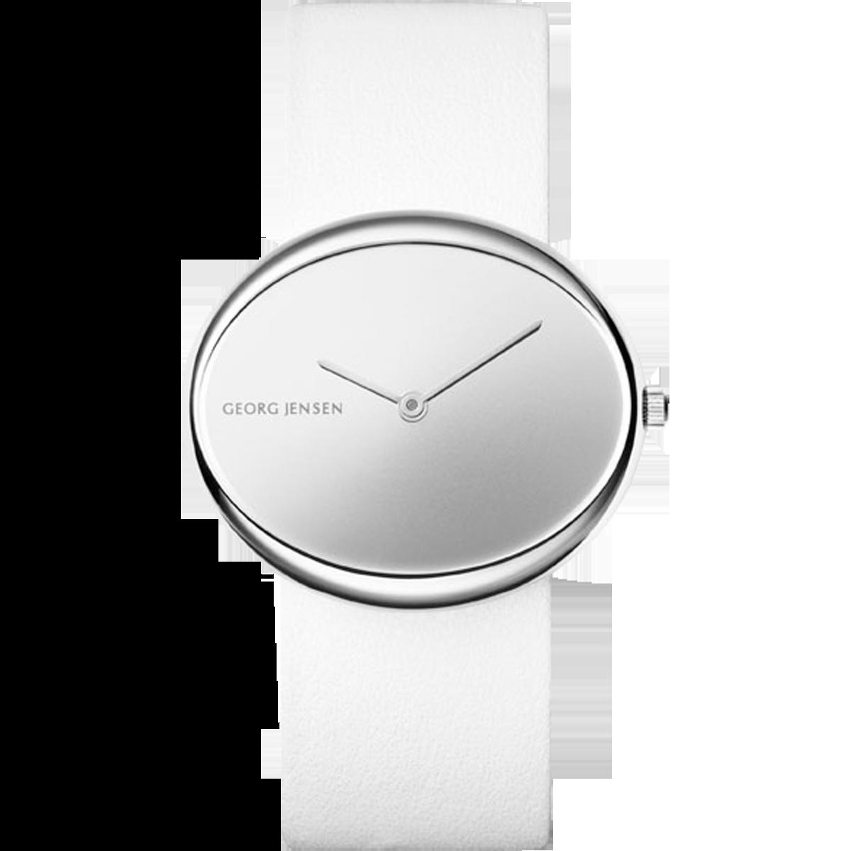 Georg Jensen Vivianna Oval 323 Jewelry Watches