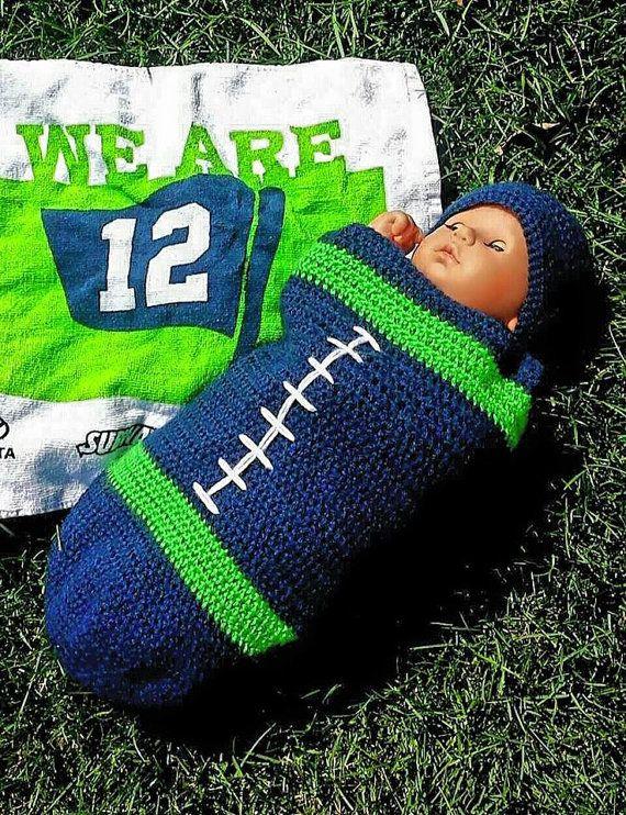 the latest 15c26 59d08 Seattle Seahawks baby Seattle seahawks Seattle by ...