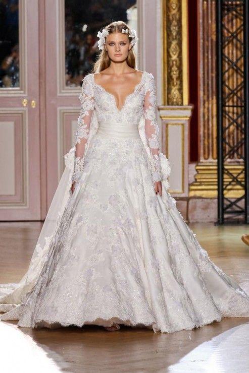 Zuhair Murad bride
