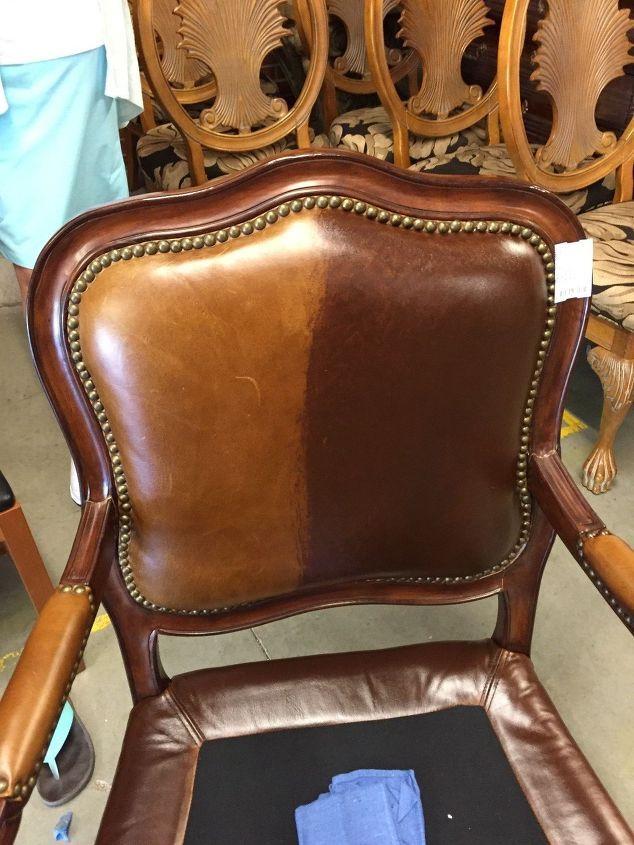 Reluv Leather Chair Https://www.youtube.com/watch?vu003dYIrR9zM_1oo