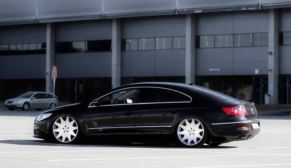 VW CC... Saw this in Atlanta today! Love them Motivated
