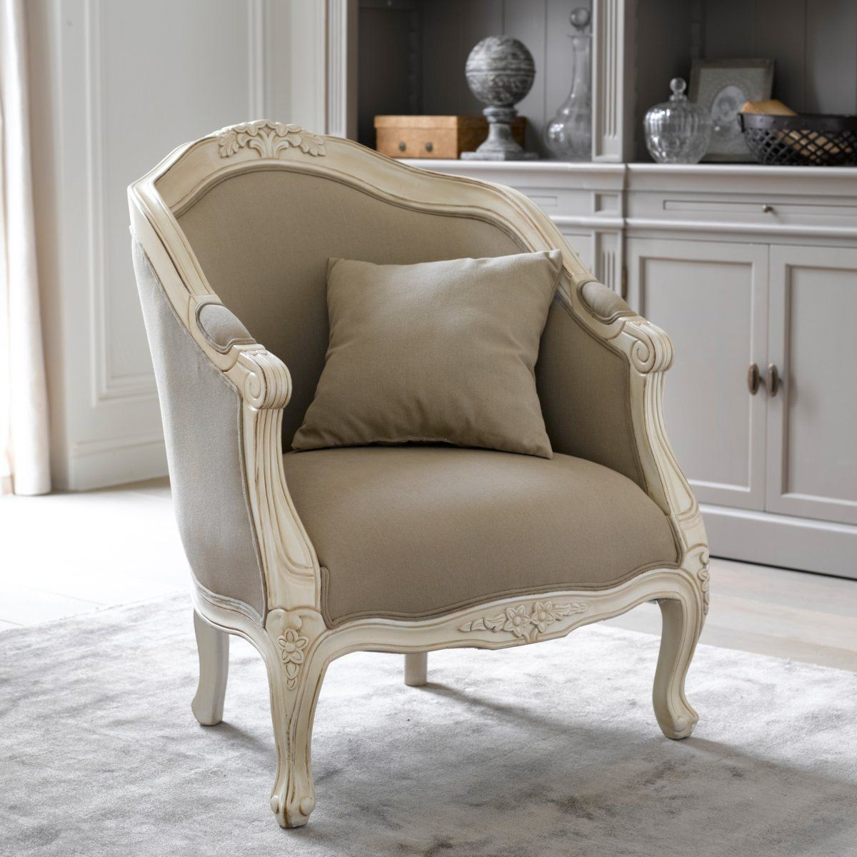 fauteuil berg re nottingham la redoute interieurs la redoute fauteuils pinterest interiors. Black Bedroom Furniture Sets. Home Design Ideas