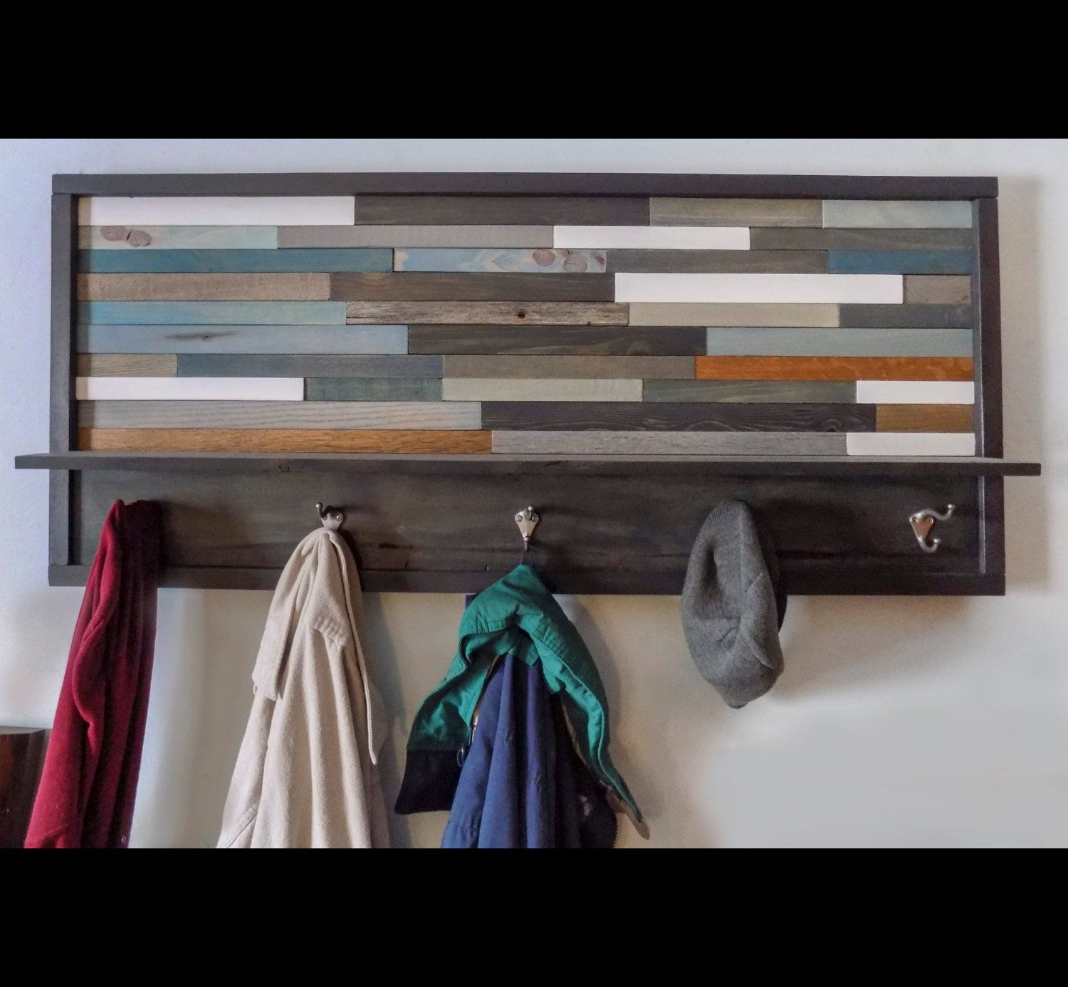 slick handmade reclaimed wood diy projects that youull do right