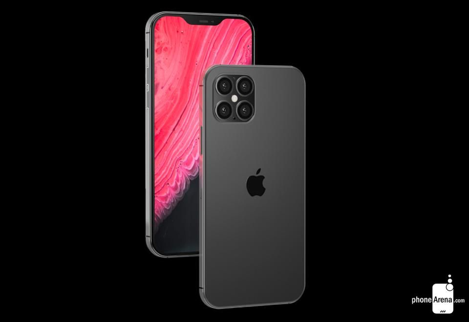 New Iphone 12 Concept Visualises Latest Leaks Iphone New Iphone Apple Iphone