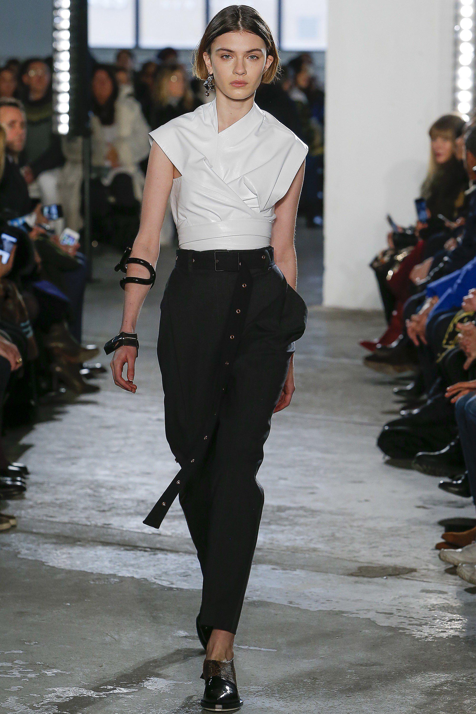 Proenza Schouler Fall 2017 Ready-to-Wear Fashion Show NYFW New York Fashion Week