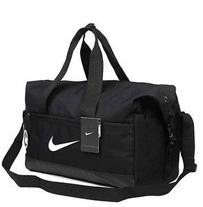 Nike Compact Football Rugby Duffle Gym Bag Was 60