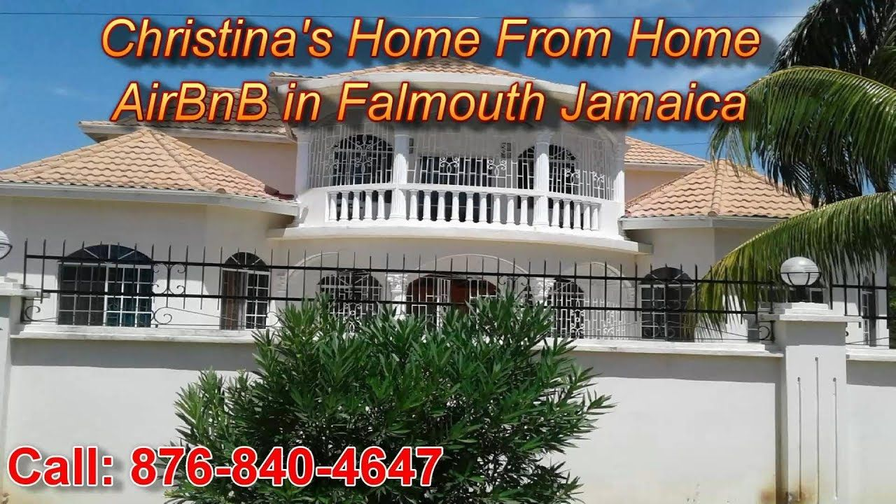 Christina S Home From Home Airbnb 876 840 4647 Book Whatsapp
