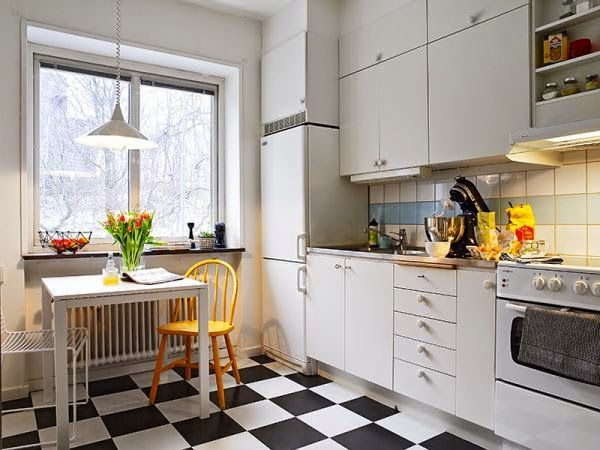 Skandynawska Bialo Czarna Kuchnia Modern Kitchen Design Scandinavian Kitchen Design Scandinavian Kitchen