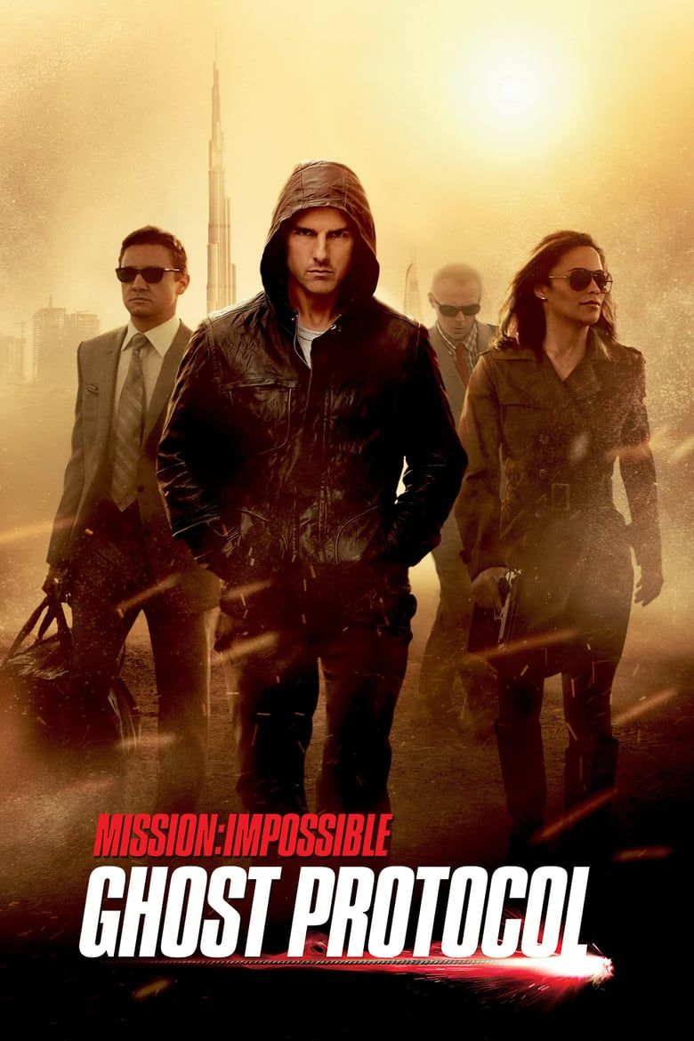 Ver Pelicula Mission Impossible Ghost Protocol Pelicula