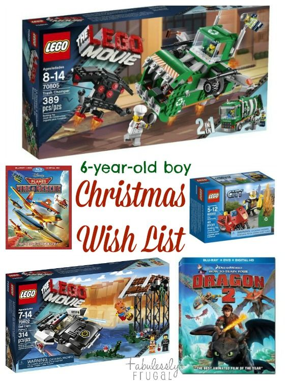 Christmas gift ideas 6 year old boy negle Images