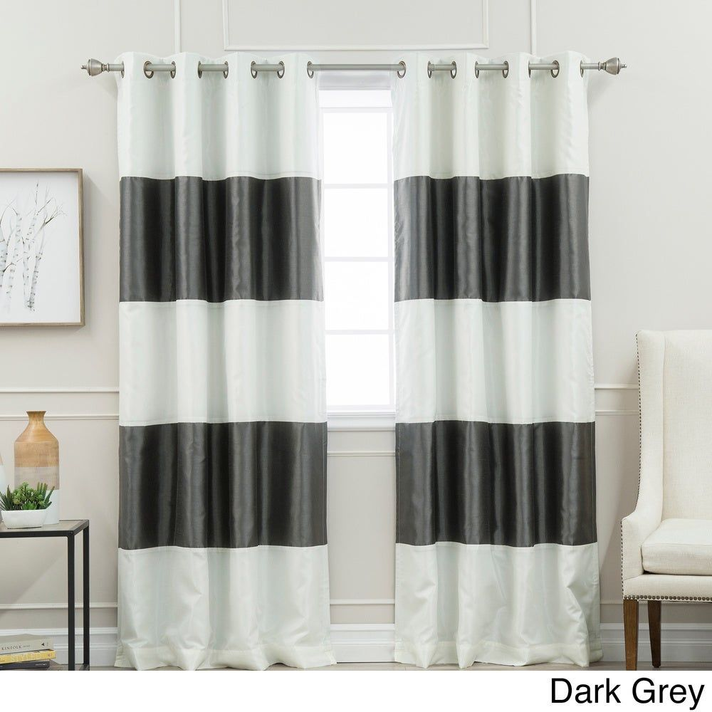Overstock Com Online Shopping Bedding Furniture Electronics Jewelry Clothing More In 2020 Faux Silk Curtains Panel Curtains Curtains