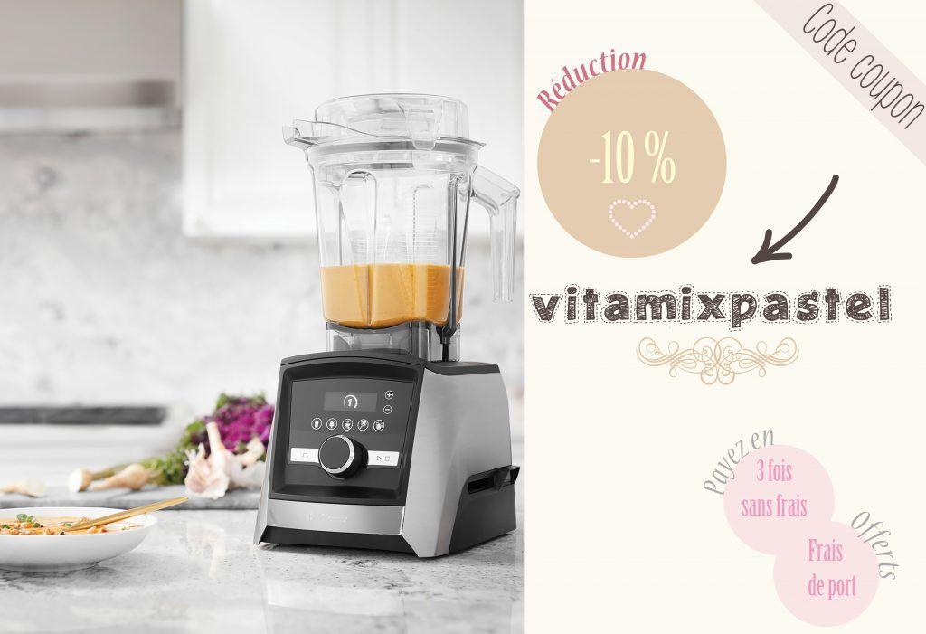 Vitamix : mon robot culinaire, un mixeur ultra puissant