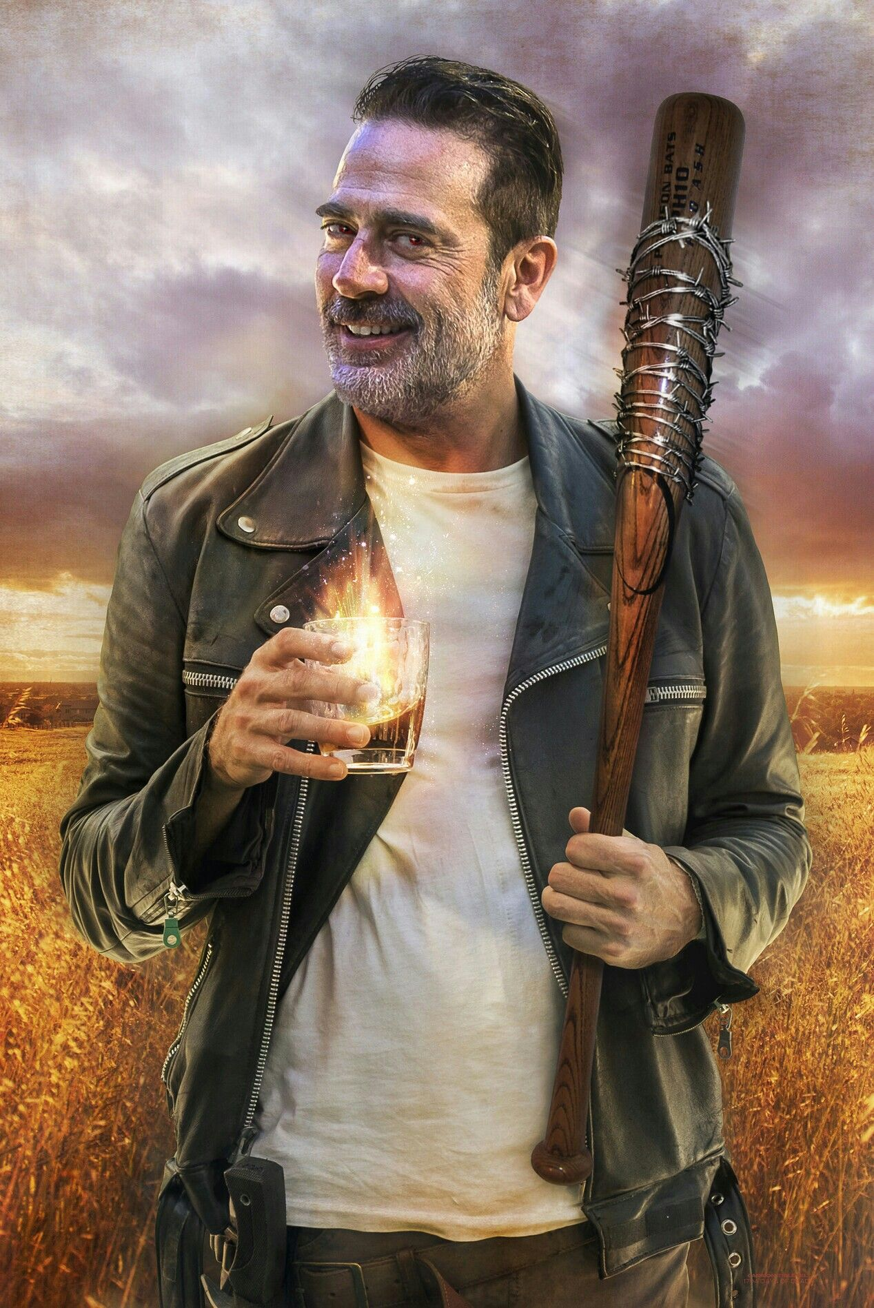 Negan And Lucille Negan Walking Dead The Walking Dead Poster Fear The Walking Dead