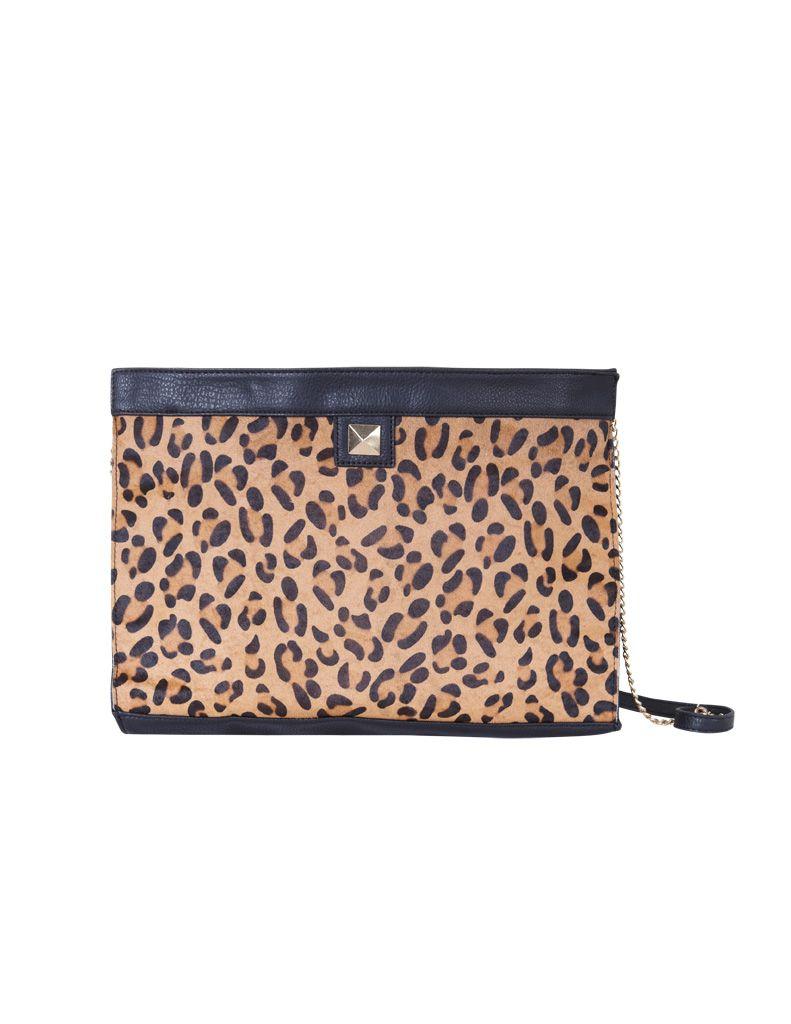 Producto: Bolso leopardo & tacha