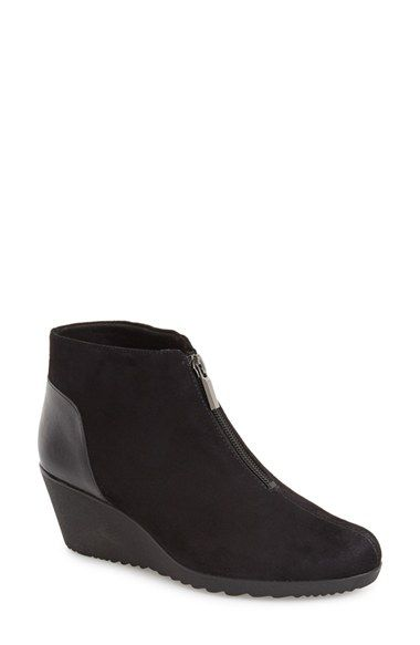 Munro 'Rachael' Bootie (Women) available at #Nordstrom