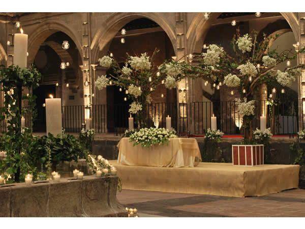 Ceremonia de boda civil elegante decoraci n para boda for Arreglos para boda civil