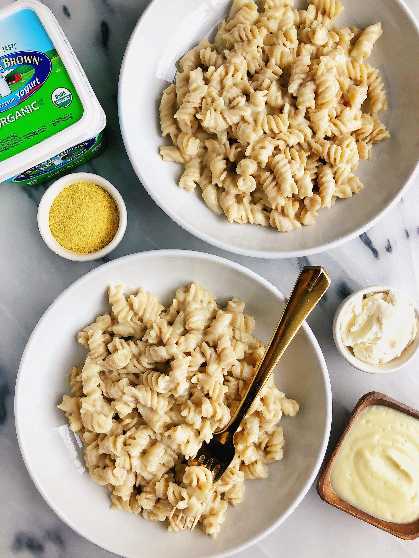 Glutenfree cauliflower mac cheese recipe mac and