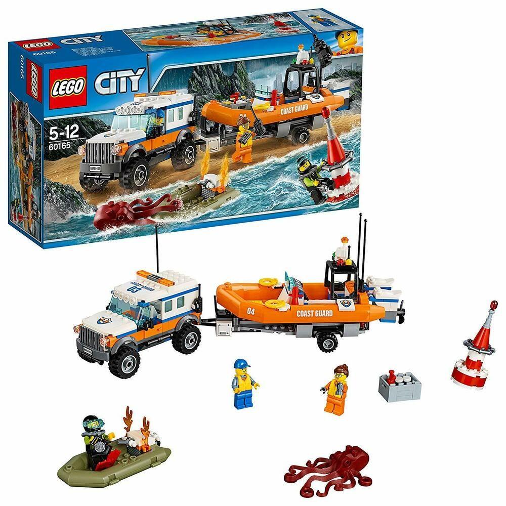 An Ab 7 Jahre Lego City 60160 jungla Labor Mobile