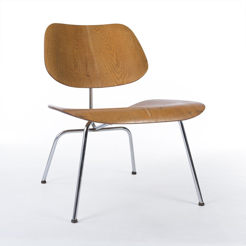 For Sale Evans Original Vintage Eames Lcm Moulded Plywood Lounge Chair Vintage Eames Eames Chair