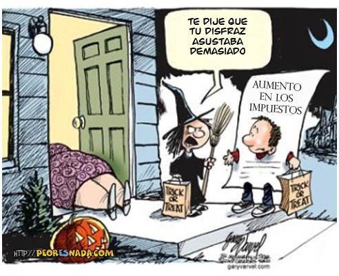 El Disfraz Mas Terrorifico Funny Halloween Memes Halloween Memes Funny Halloween Pictures
