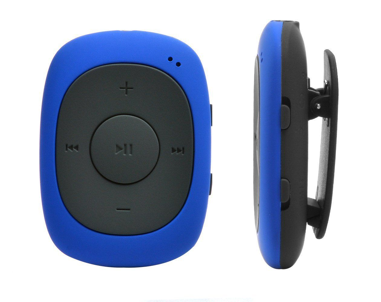 Agptek G02 Mp3 Player 8gb Portable Clip Nbsp Player Music With Fm Radio Supporting Mp3 Wma Wav Blue Music Players Radio Mp3