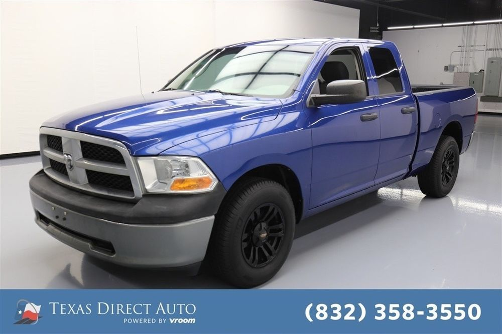 Dodge Ram 1500 ST Texas Direct Auto 2011 ST Used 4.7L V8