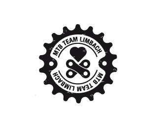 Mtb Team Limbach By Chameleon Design Featured Logo Logopond Com Logo Design Tatuagem De Bicicleta Design De Logos Tatoo
