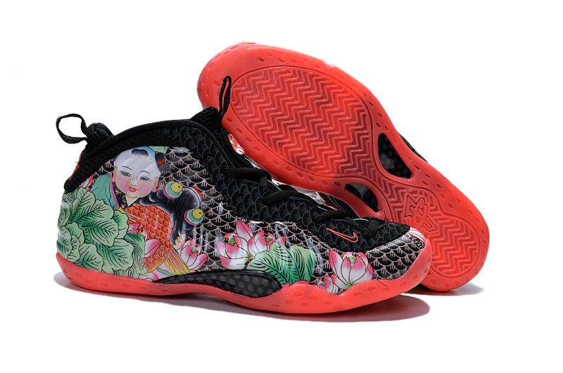 "Nike Nike Air Foampositee ""Tianjin"""