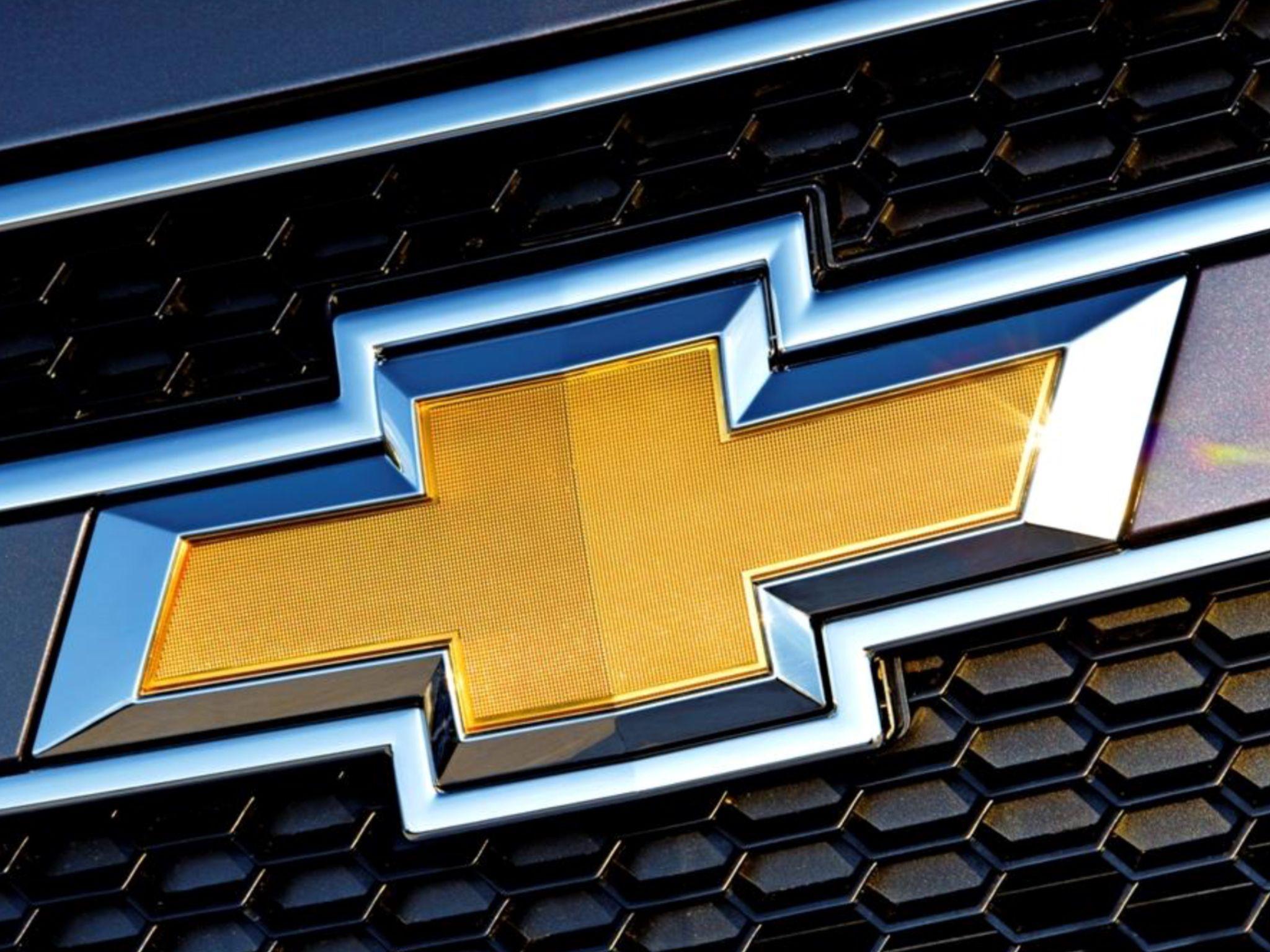 Logotipo Chevrolet Logos de coches