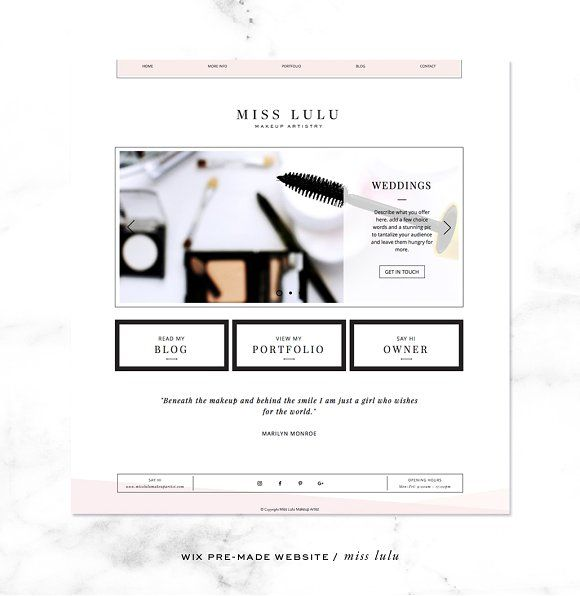 Lulu By Fifth Avenue Design Co. On