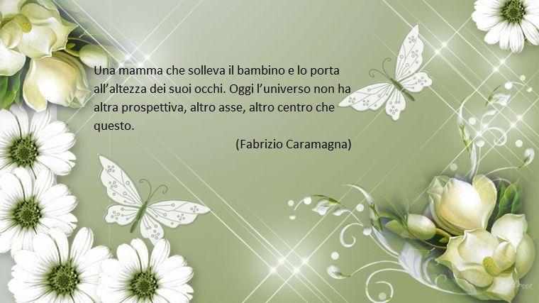 Fiori Bianchi Con Centro Nero.1001 Idee Per Frasi Festa Della Mamma Tutte Da Copiare