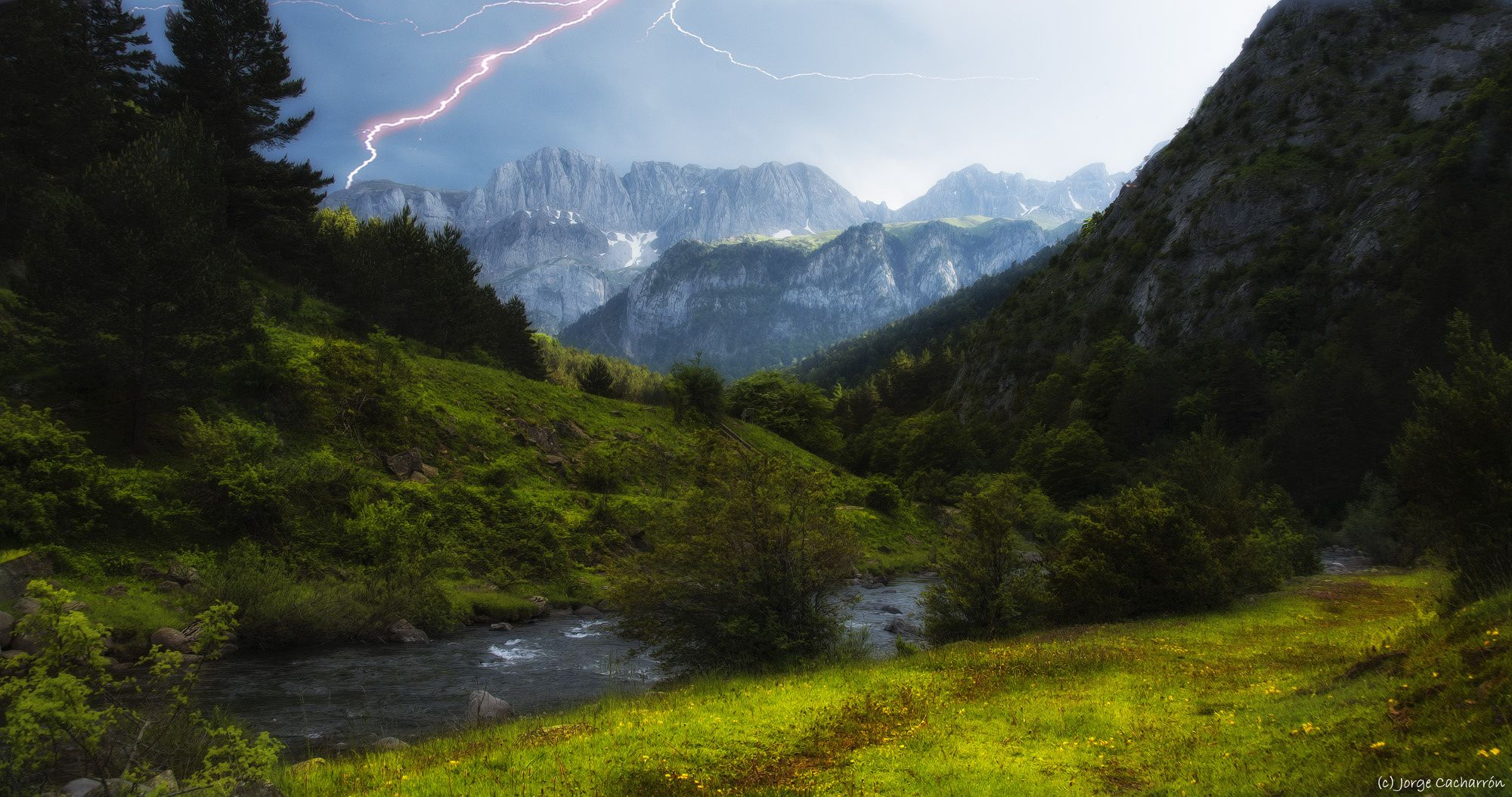 Selva De Oza Photo To Art Photo Nature Photography