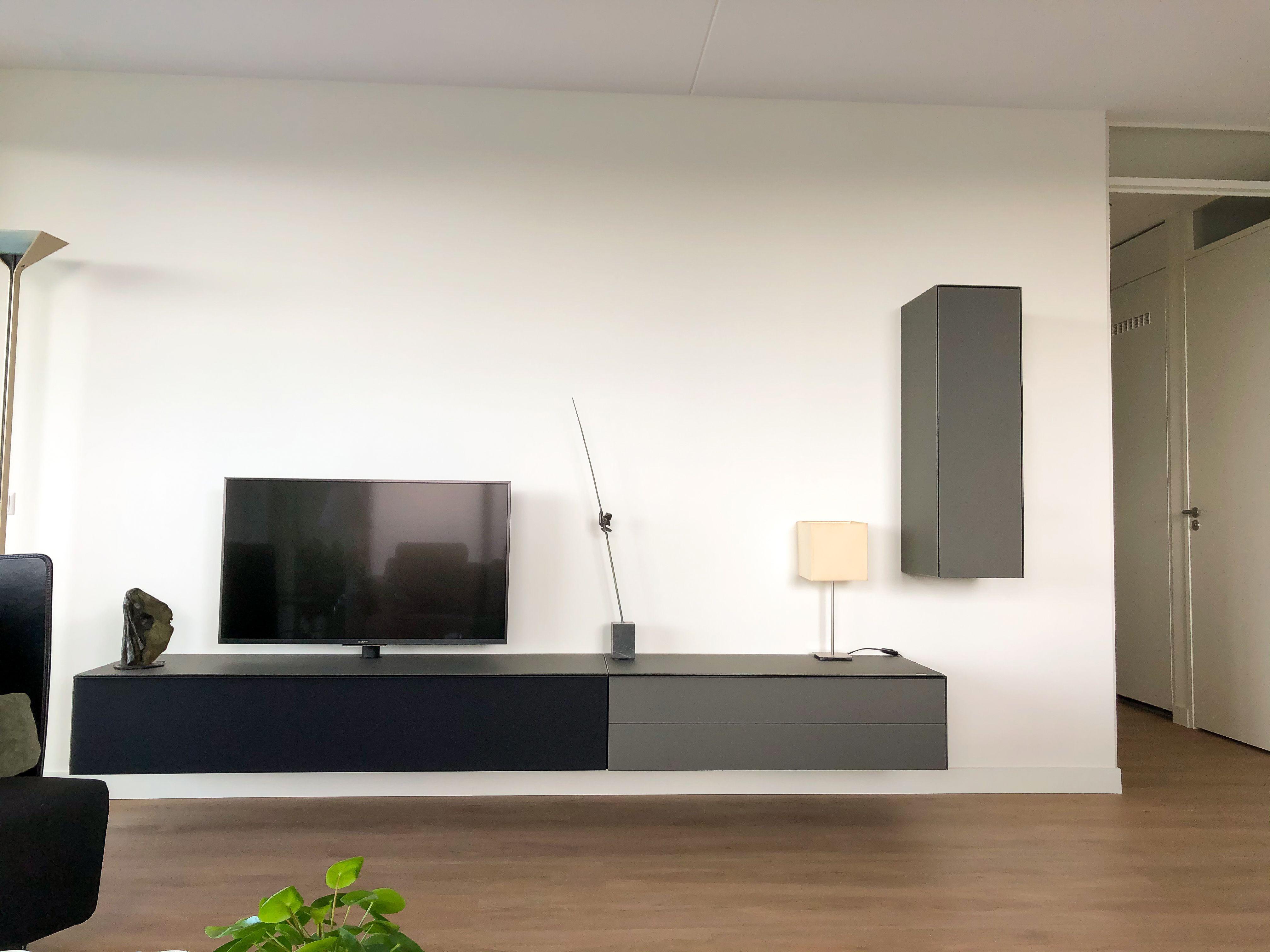 Modern Tv Meubel Zwart.Pin Op Binnenkijkers