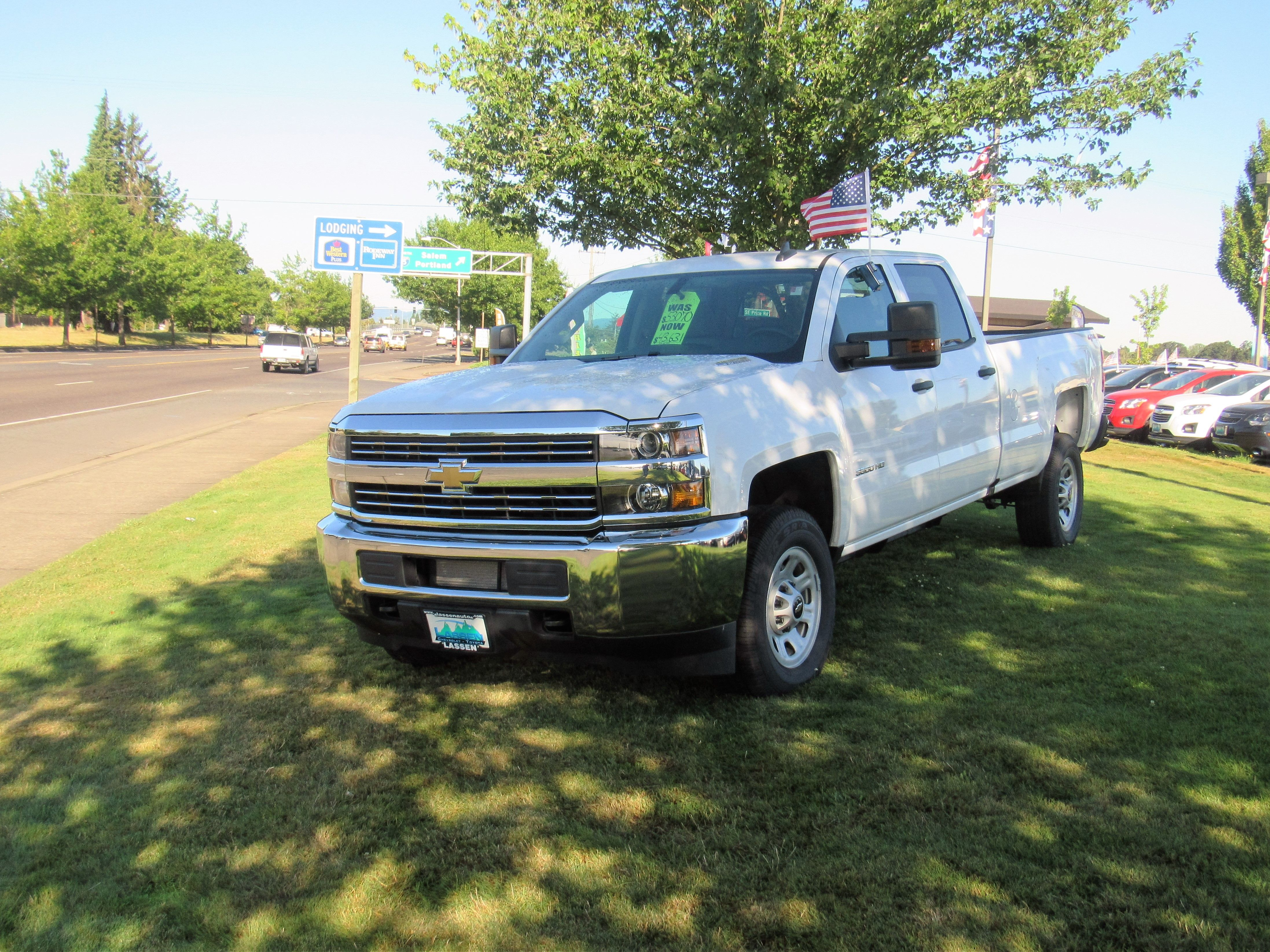 2016 Chevrolet Silverado Call 5419264236 Stock P8307