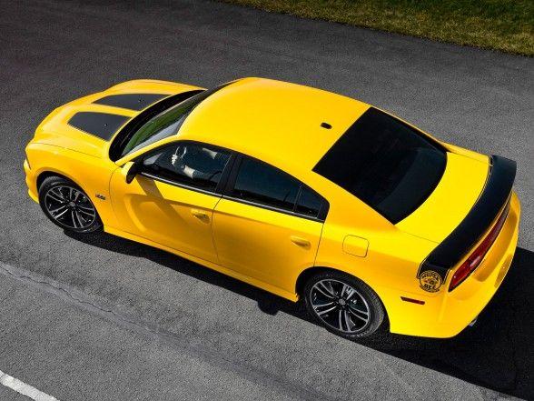 Dodge Charger SRT8 siêu Bee 2012 | siêu xe