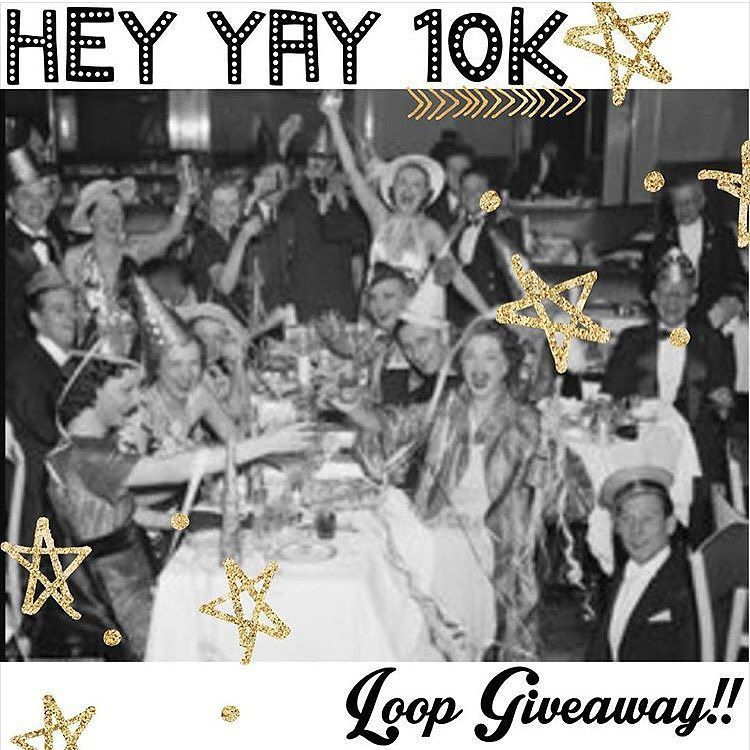 GO TO -----> @her_bowtique_  next to continue the loop.  Hey Yay @chamomileandroses just hit 10k! To celebrate we've teamed up with some of Instagram's most amazing shops to bring you this fabulous loop giveaway! Each shop will be choosing their winner at random which means more chances to win!  I will be giving away a $10 credit to my shop!  Its super easy to enter all you need to do is... 1. Like this post. This is your entry.  2. Follow us @emiliasofiaboutique and all shops in the loop…